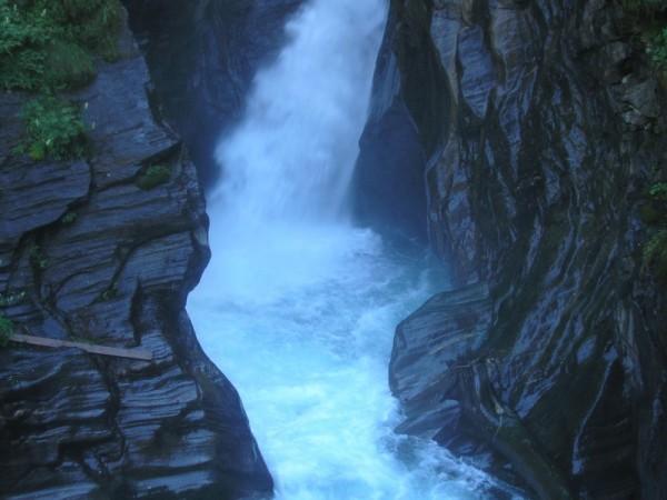 Italy waterfall