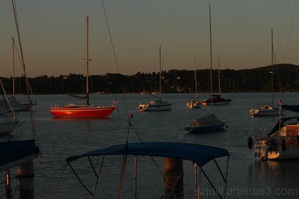 Balaton sail