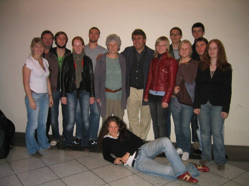 Horn class with Radovan Vlatkovic