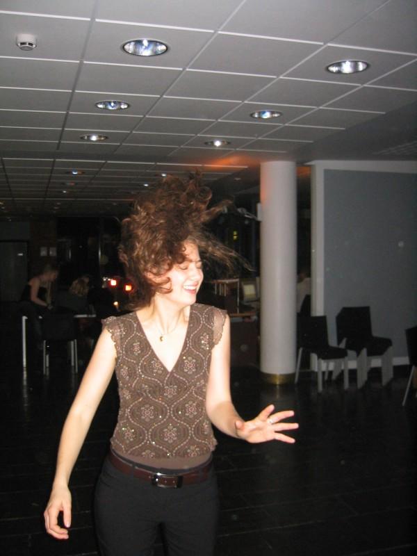 Dancing Sabine