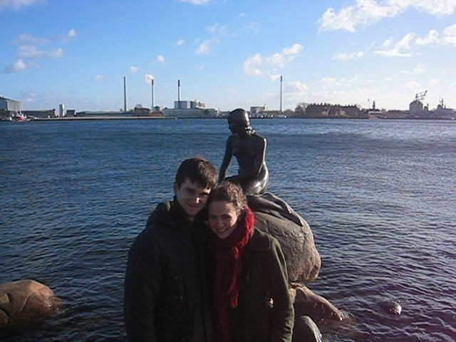 Julius and Sabine copenhagen
