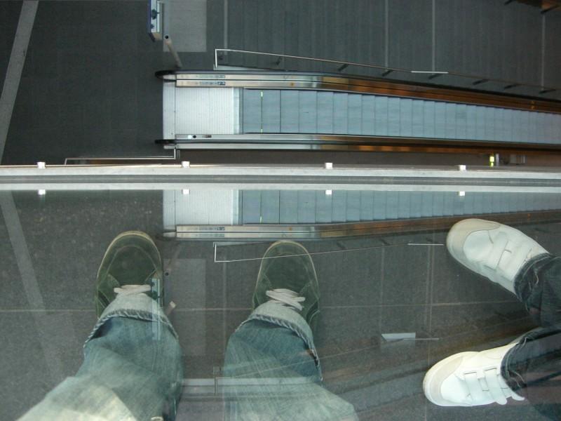 floor confusion