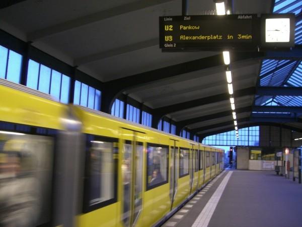 u3 alexanderplatz