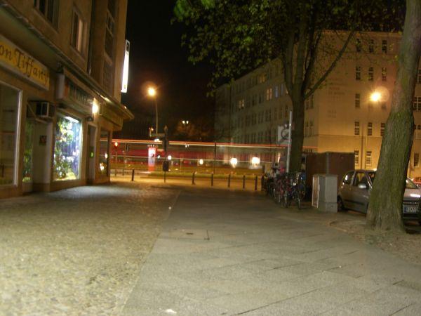random street view