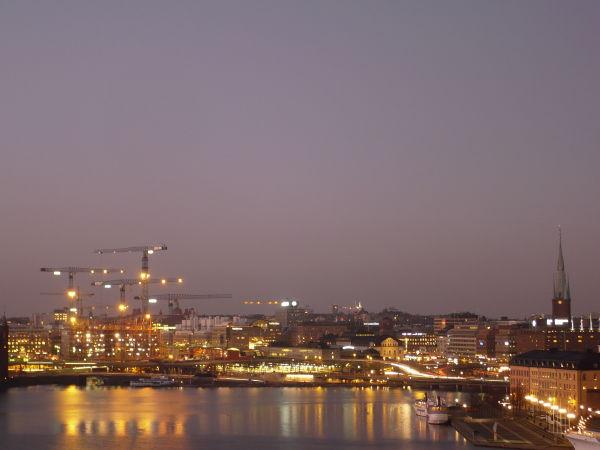 splendid view from södermalm