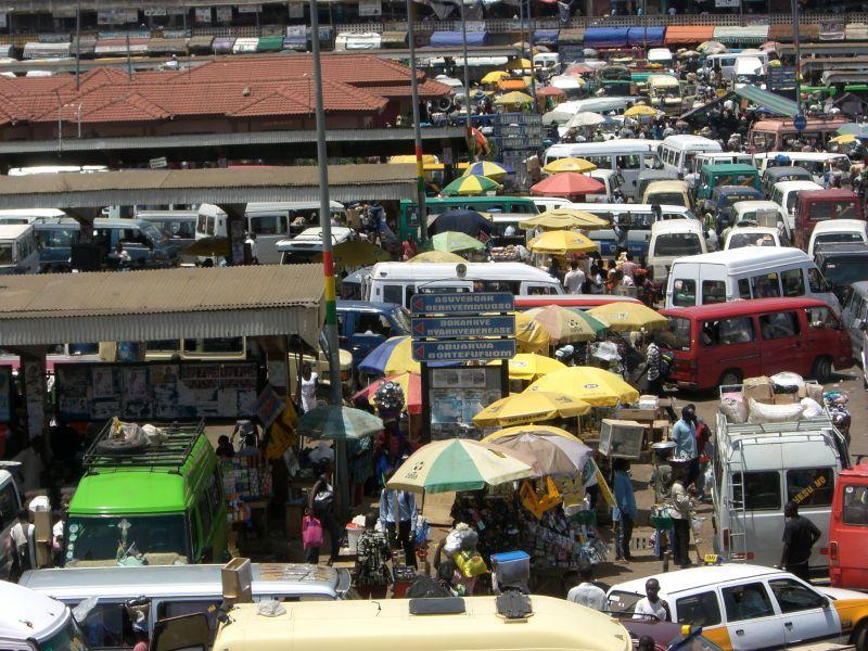 mass transit: a different approach