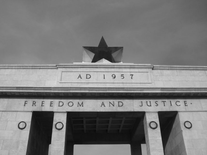 freedom and justice