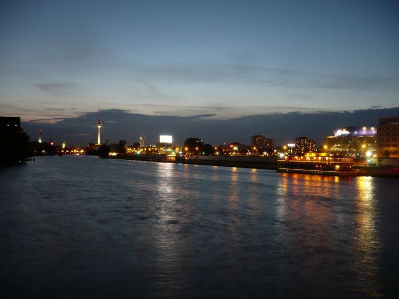 eastside river bank