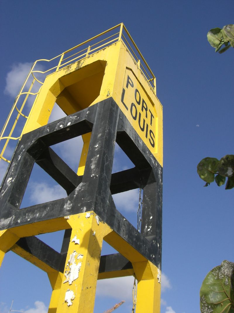 lighthouse climber