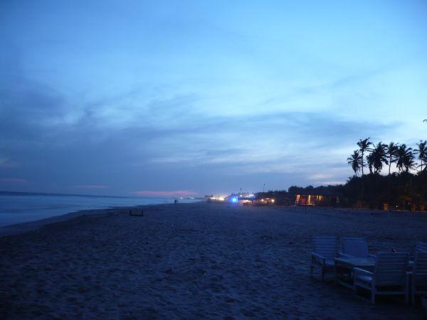 beach azure
