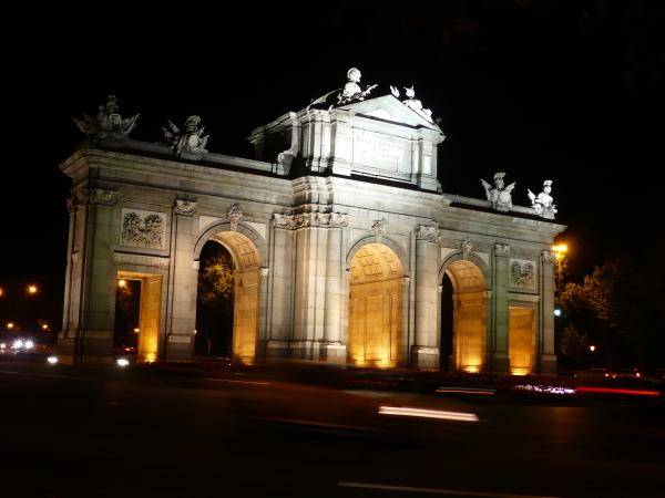 next best triumphal arch