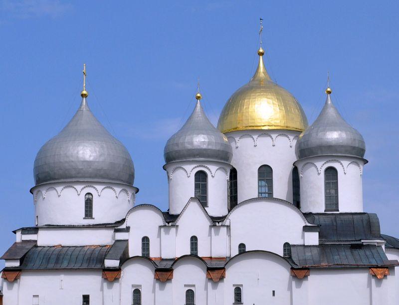 Russia's Orthodox Domes IV