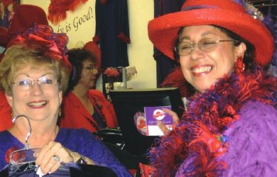 Red Hat Society Day - Apr. 25, 2006