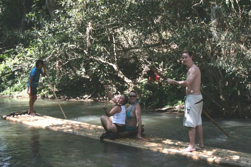 River Rafting