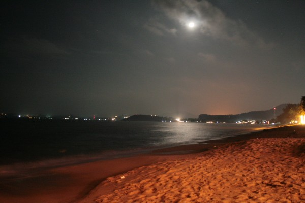 Koh Samui at Night
