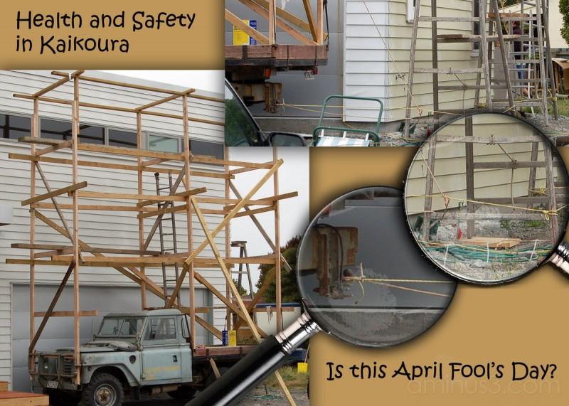 Safety in Kaikoura