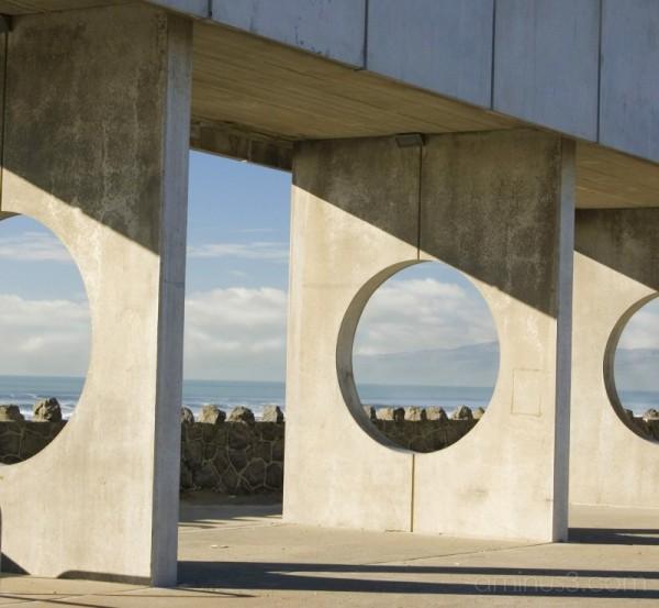 Frames on New Brighton