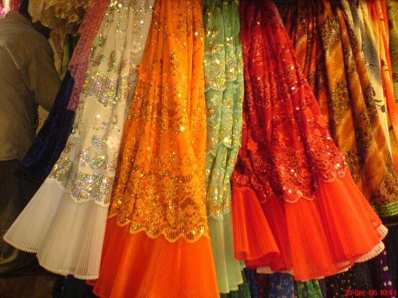 Traditional Skirts For Ghashghaei Women