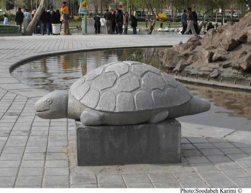 Stone Turtle!