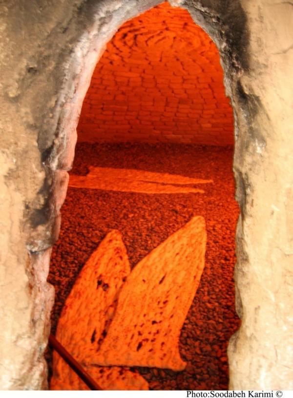 Sangak Bread's Oven