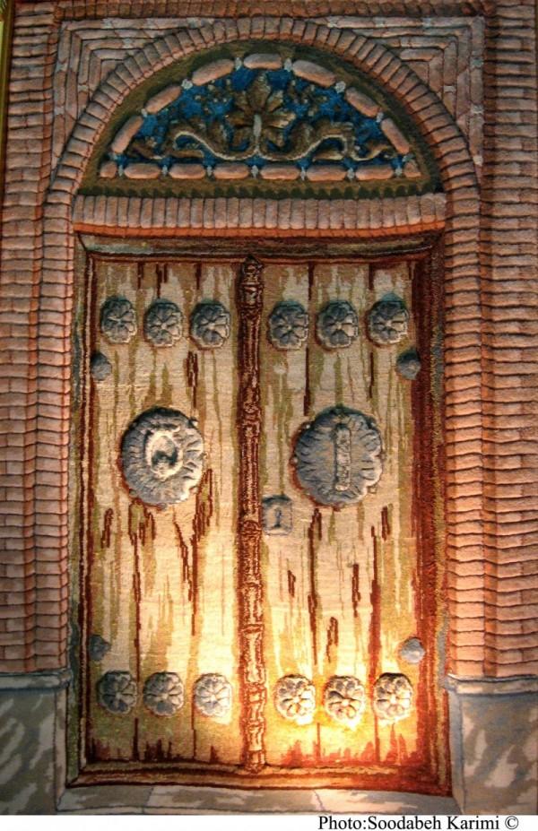 Persian Silk Carpet(4 Of 14)