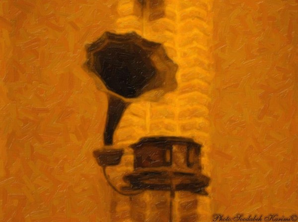 Old Gramophone(2)