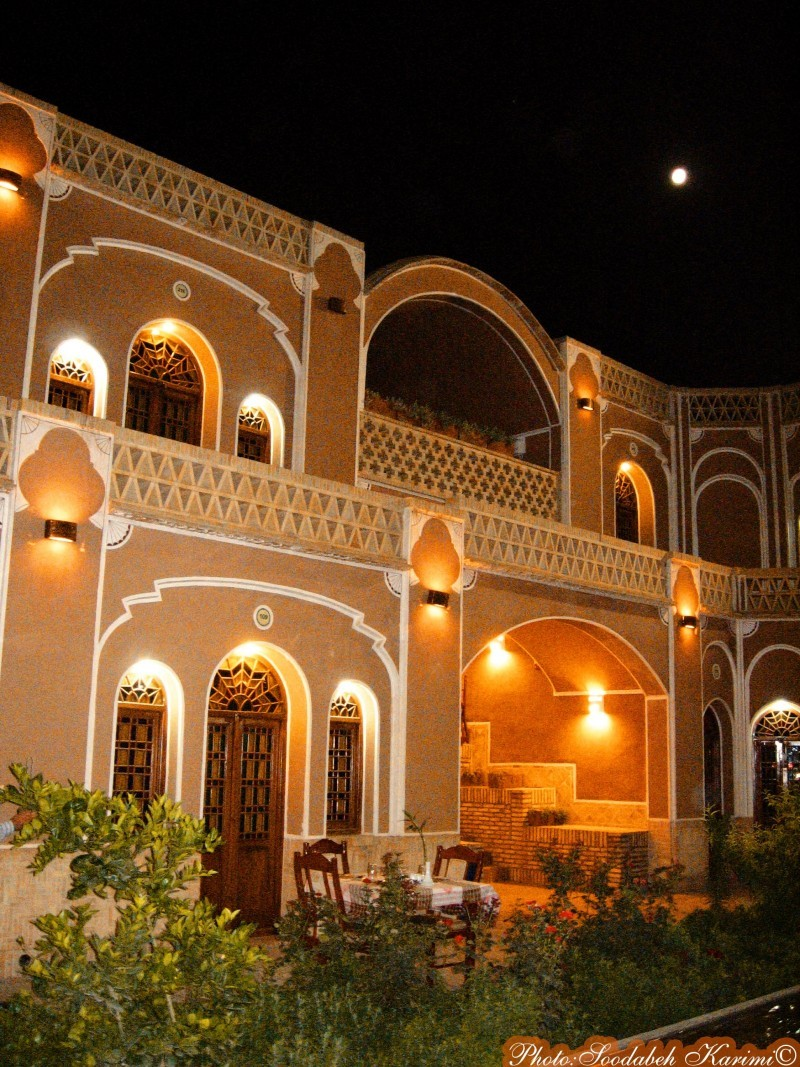 Yazd Traditional Hotel(1)