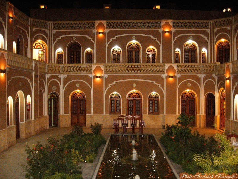 Yazd Traditional Hotel(2)