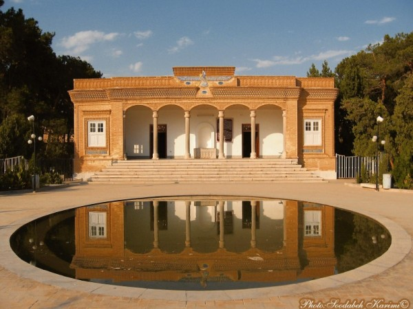 Zoroastrian's Fire Temple(1 of 7)