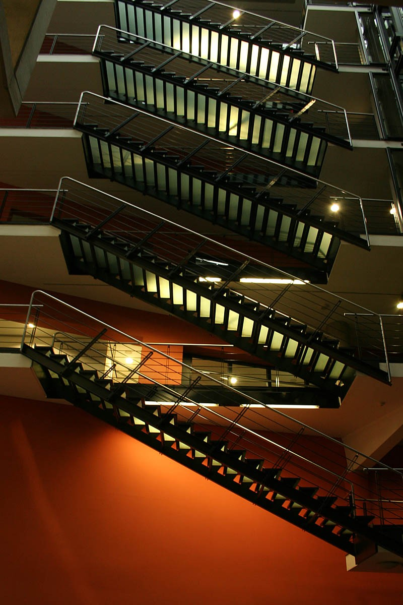 lamps & stairs