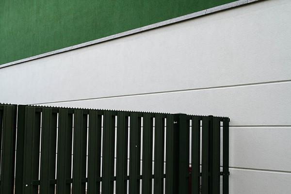 Door & wall