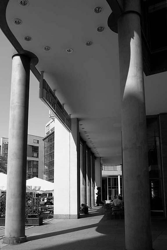 Building Mediapark, Cologne
