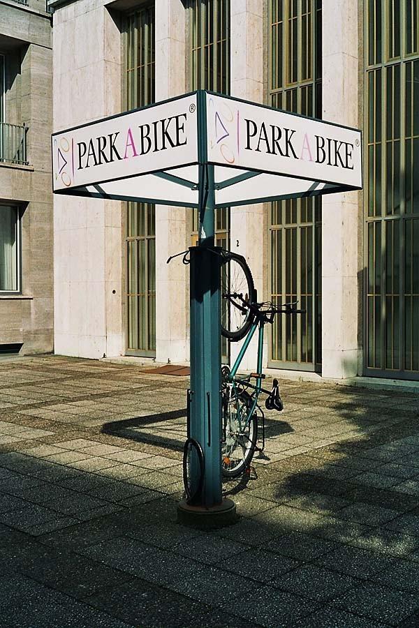 Park-a-bike