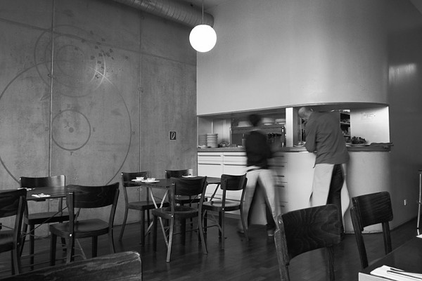 "Restaurant ""Neptunbar"""