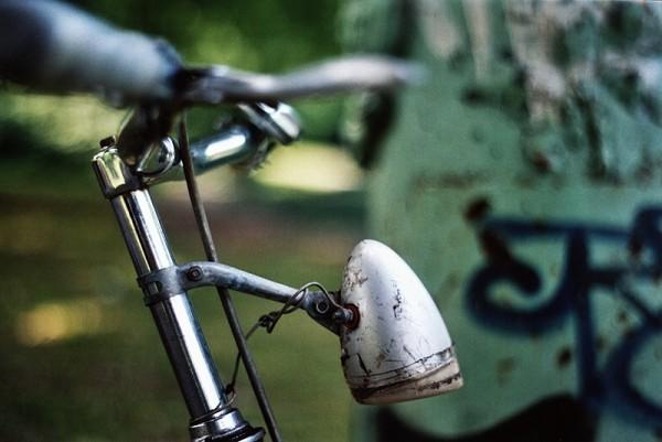 someone's bike …