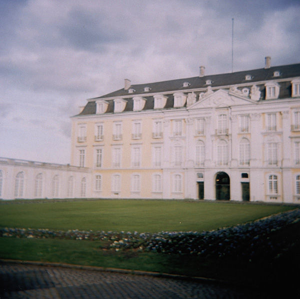 Augustusburg Castle, Brühl