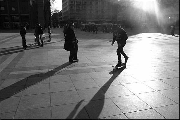 Photo Theme — B&W Street Photography Feb 1-3