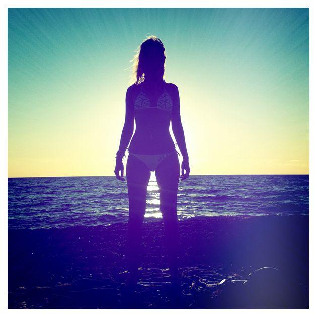 Babi in the sun 01