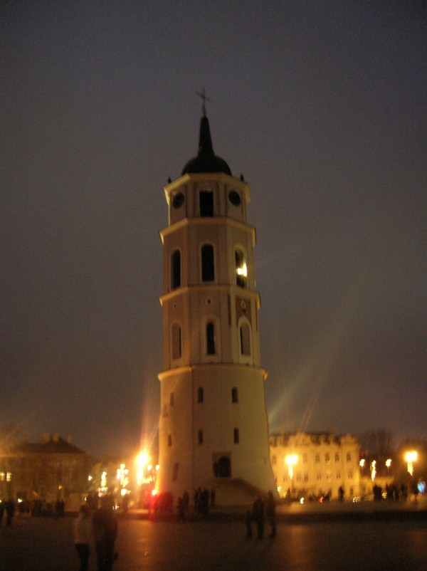 Vilnius in Lights