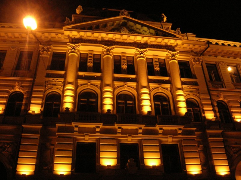 Lithuanian Philharmonic Hall