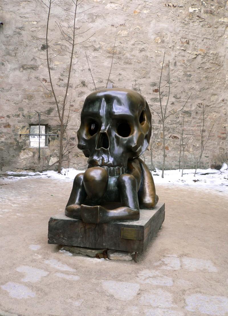 sculpture in Prague