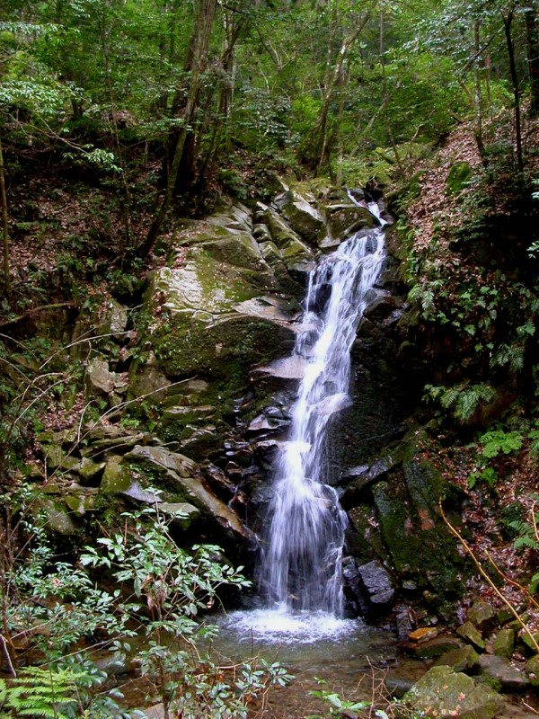 Uguisu Waterfall