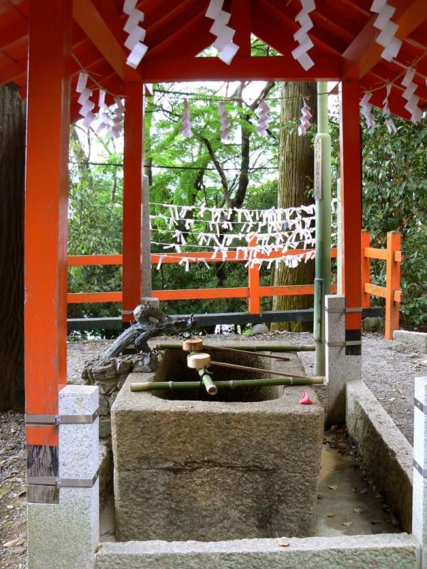 At Arashiyama during Golden Week