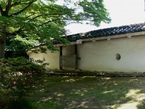 Curved wall Himeji Castle
