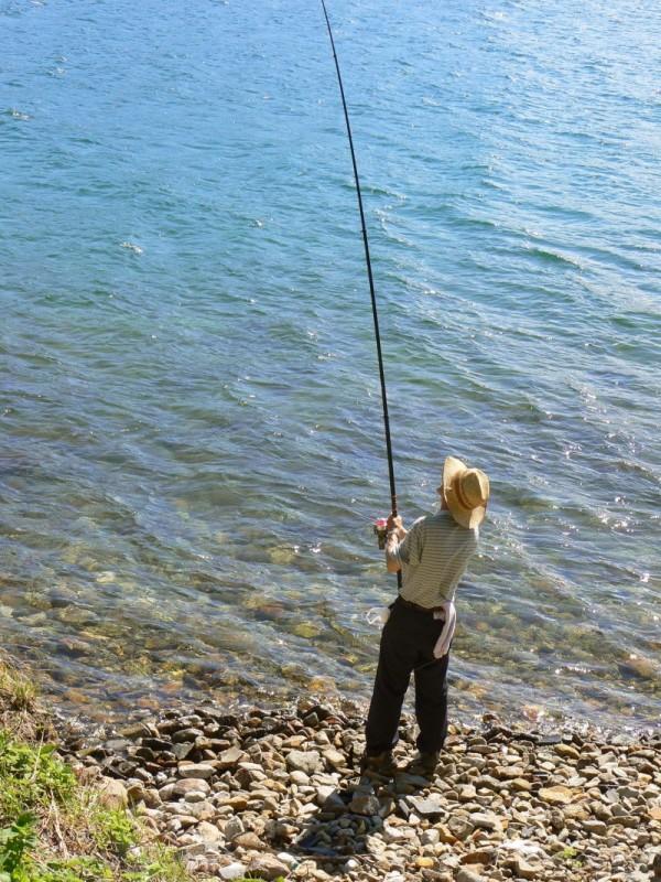 Beach Fisherman