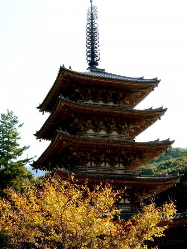 Pagoda at Daigo-ji