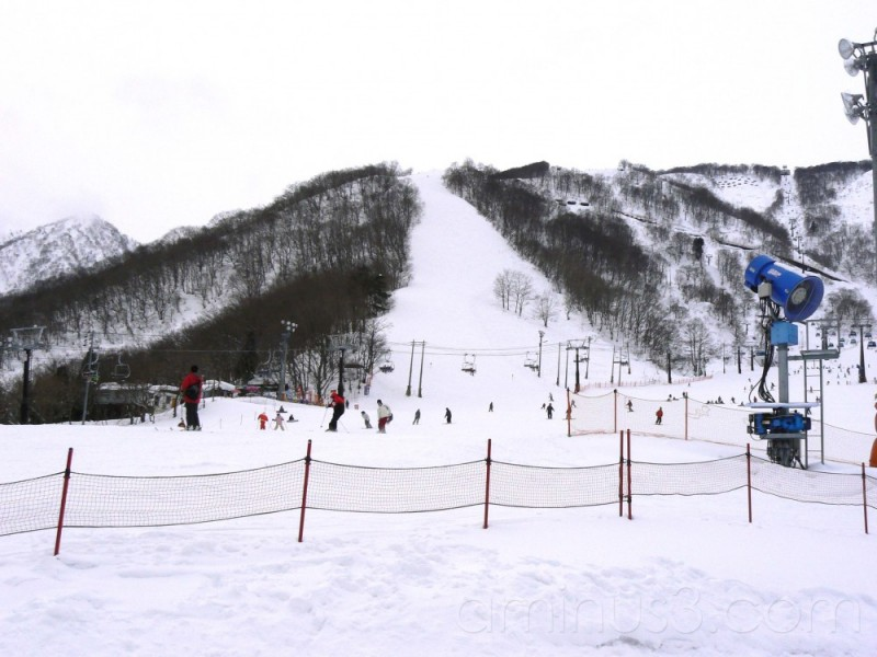 Ski-field