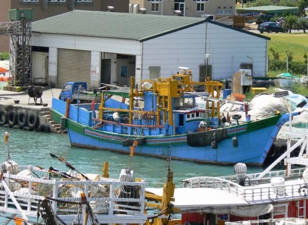 Fishing boat Taipei
