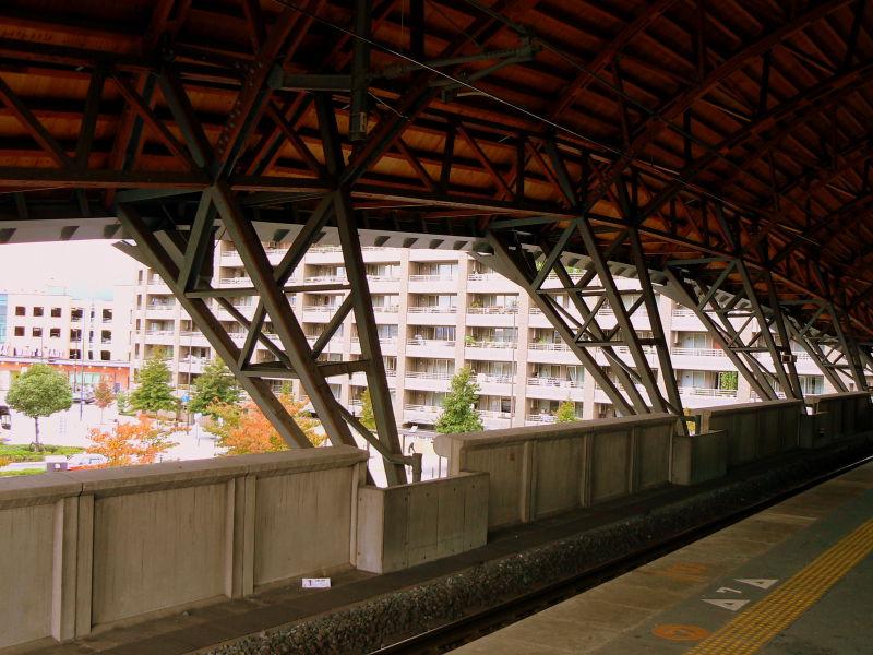 Nijo JR Station
