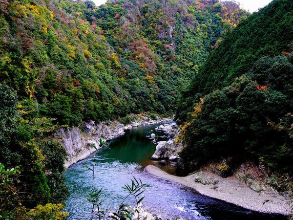 Nanao River Gorge